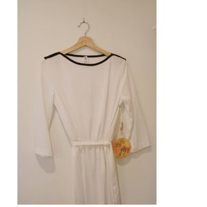 Deadstock 70s Minimalist Dress With Tag